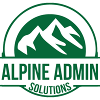 Alpine Admin Solutions - Here to lighten the load